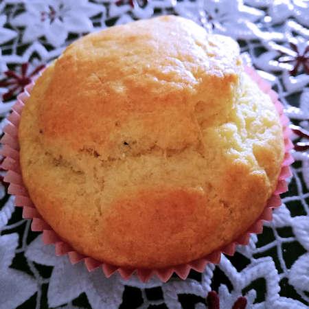 Muffin parmigiano e limone
