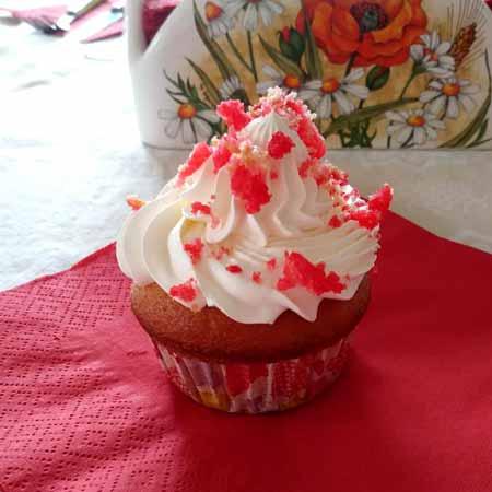 Muffin sorpresa cuore
