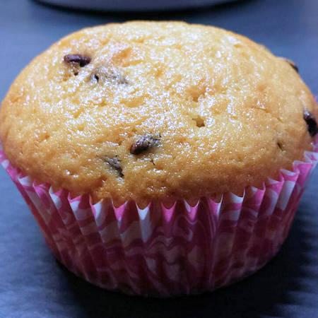 Muffin vaniglia e cioccolato
