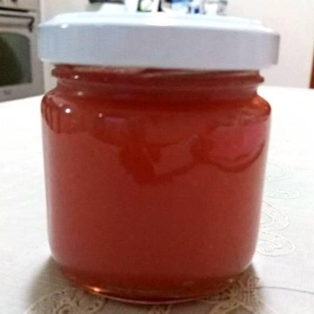 Omogeneizzato mela e fragola