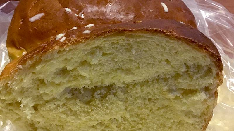 Pan brioche soffice