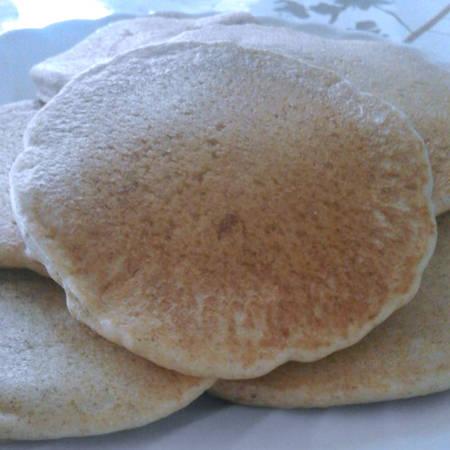 Pancake integrali vegan