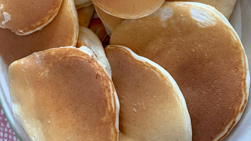 Come Fare Pancake Proteici