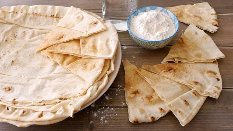 Ricetta Pane Arabo Per Kebab Bimby.Pane Arabo Khobez Ricette Bimby