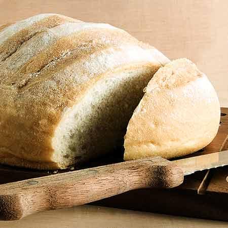 Pane con farina Manitoba