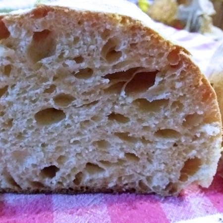 Pane di semola rimacinata integrale
