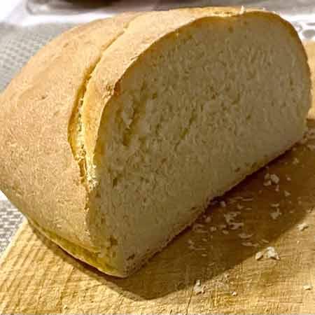Pane di sola semola