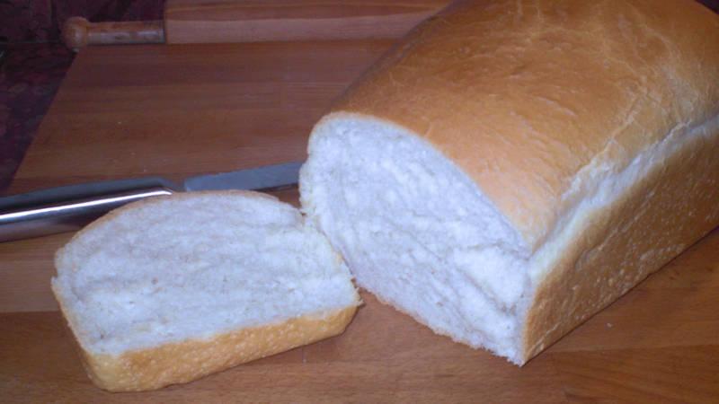 Pane in cassetta senza glutine