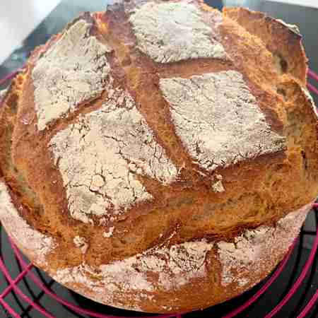 Pane in cocotte