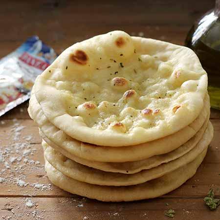Pane pita greco
