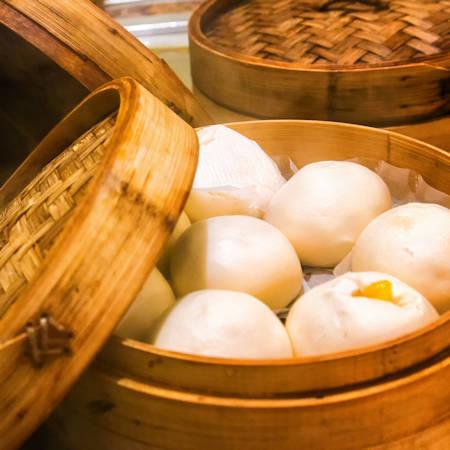 Panini dolci cinesi