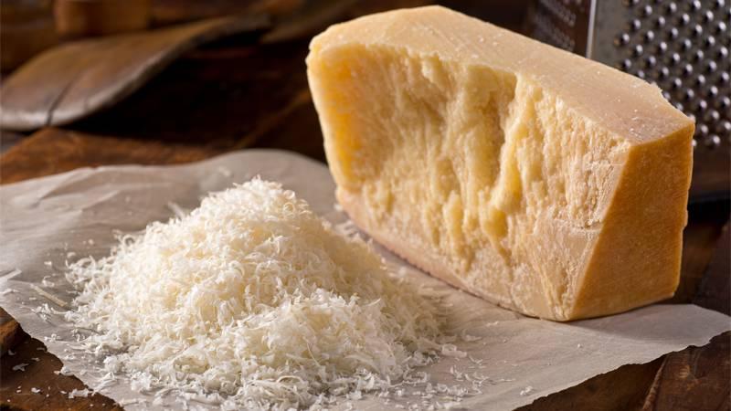 Parmigiano grattugiato - Ricette Bimby