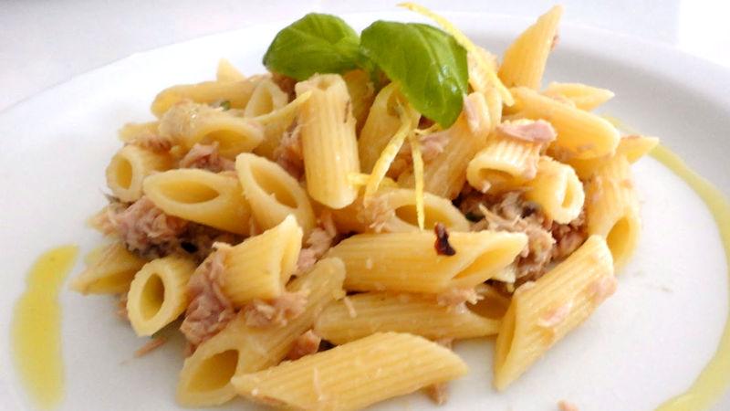 Ricette per pasta con tonno fresco