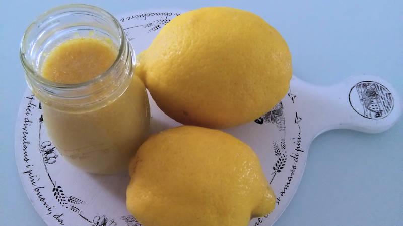 Ricette con pasta di limone