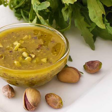 Pesto pistacchi e rucola