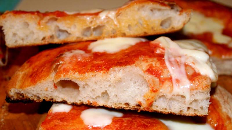 Ricetta Impasto Pizza Bimby Tm31.Pizza Al Taglio Ricette Bimby