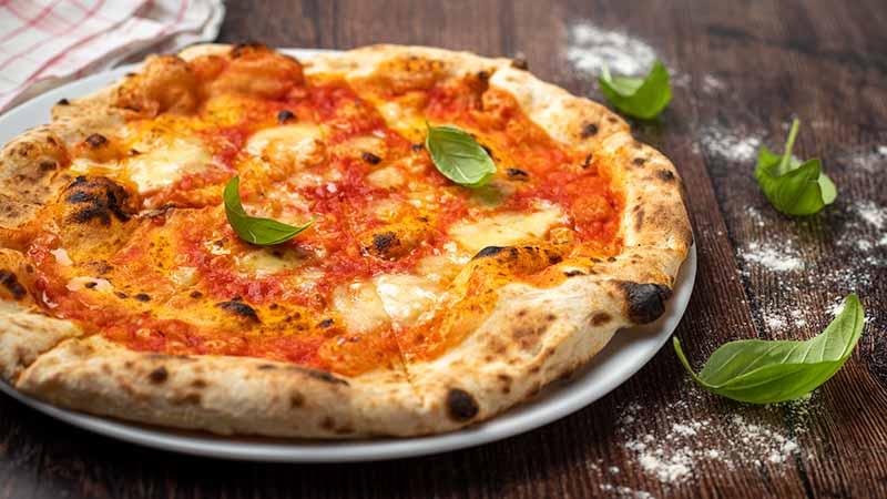 Ricetta Impasto Pizza Bimby Tm31.Pizza Leggera Ricette Bimby