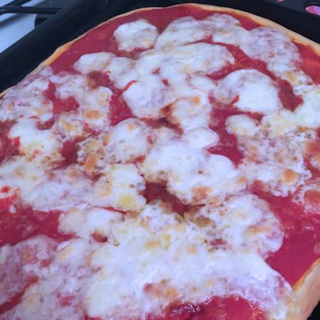 Impasto per pizza soffice e leggera