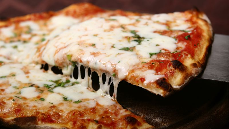 Pizza veloce senza lievitazione