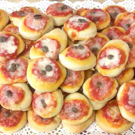 Pizzette party