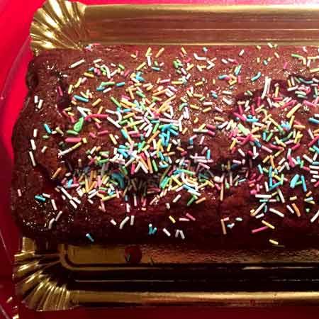Plumcake al cioccolato senza uova