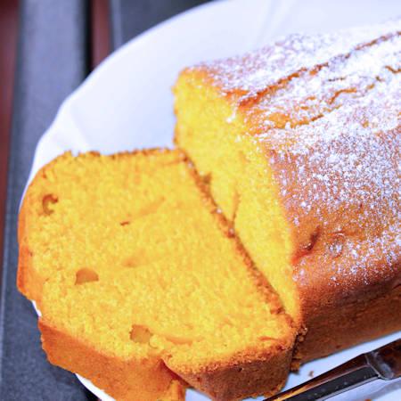 Plumcake alla zucca senza glutine