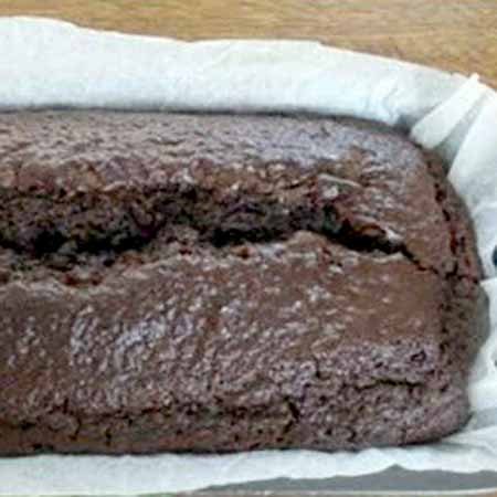 Plumcake cioccolato e yogurt