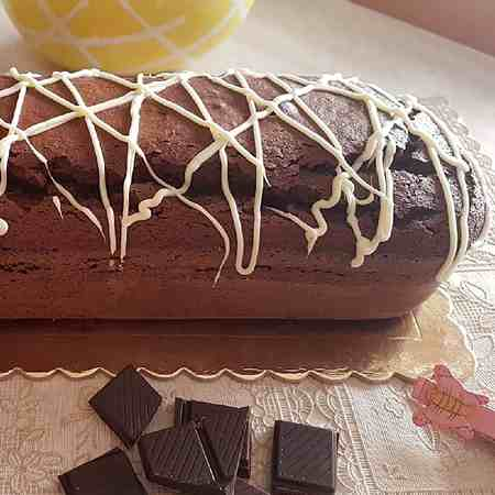 Plumcake soffice al cioccolato