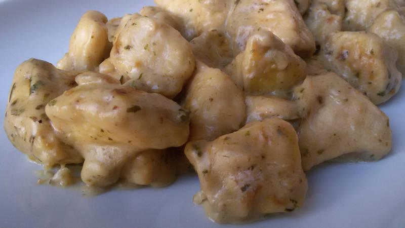 Pollo alle erbe ricette bimby - Come cucinare champignon ...
