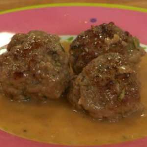 Polpette al vino light