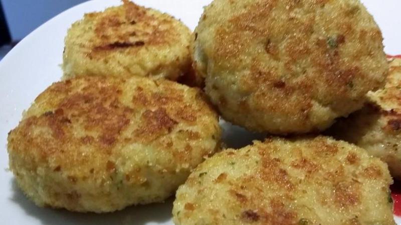 Polpette di merluzzo ricette bimby for Cucinare hamburger microonde