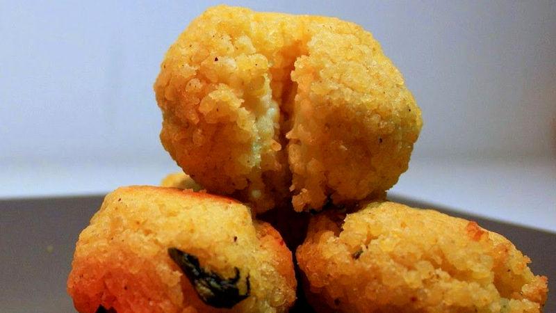 Polpette di miglio vegan ricette bimby for Cucinare miglio