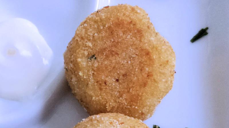 Polpette di seitan e patate