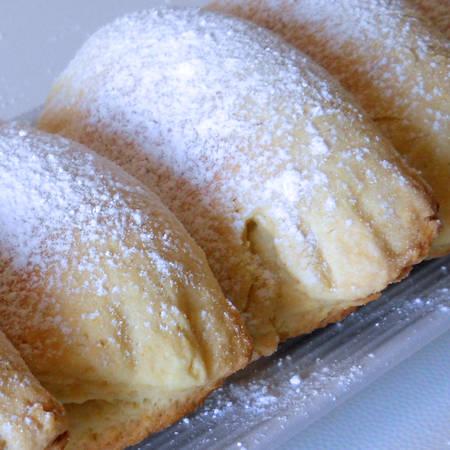Ravioli di ricotta dolci siciliani