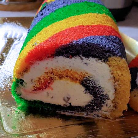 Rotolo arcobaleno