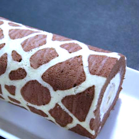 Rotolo giraffa