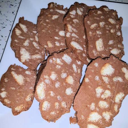 Salame di Nutella