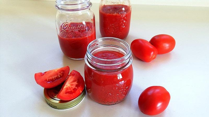 Salsa di pomodoro veloce