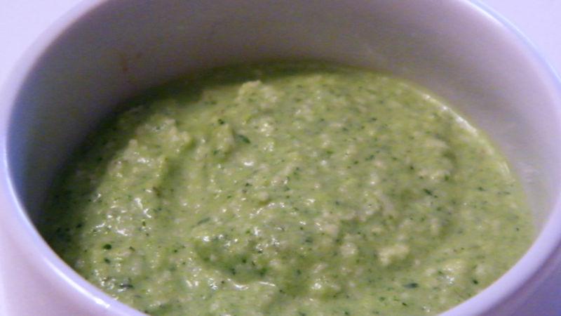 Salsa di zucchine