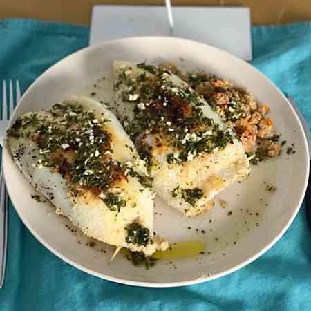 Salsina per pesce
