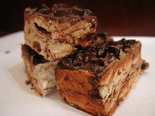 Ricette Bimby - Semifreddo al Torrone: Ricetta Bimby