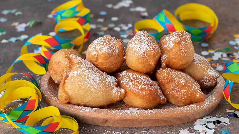 Sfince di Carnevale siciliane