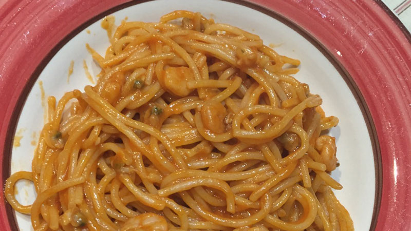 Ricetta bimby pasta con le vongole