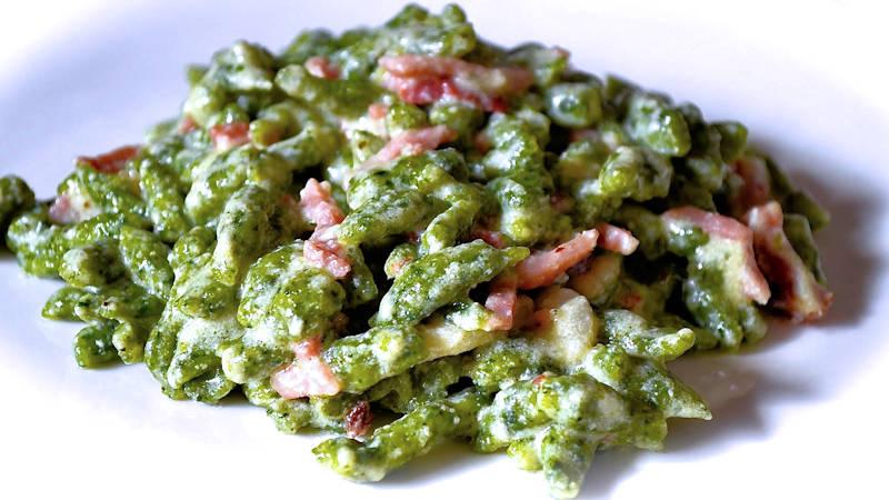 Spatzle agli spinaci ricette bimby - Come cucinare gli spatzli ...