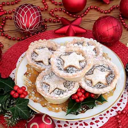 Mince pies di Natale