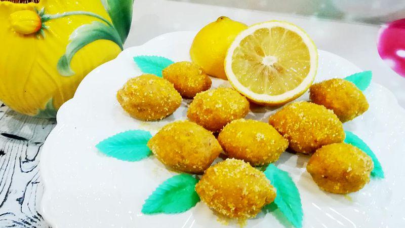 Tartufi limoncini
