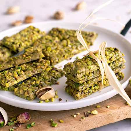 Tegole al pistacchio