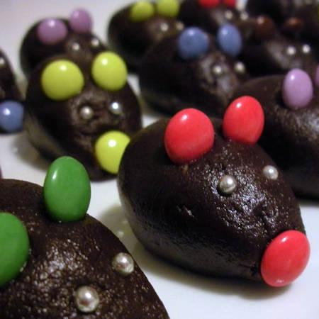 Topini di cioccolato
