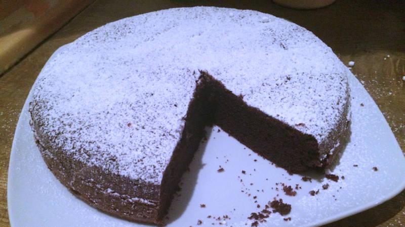 Ricetta torta al cioccolato per bimby