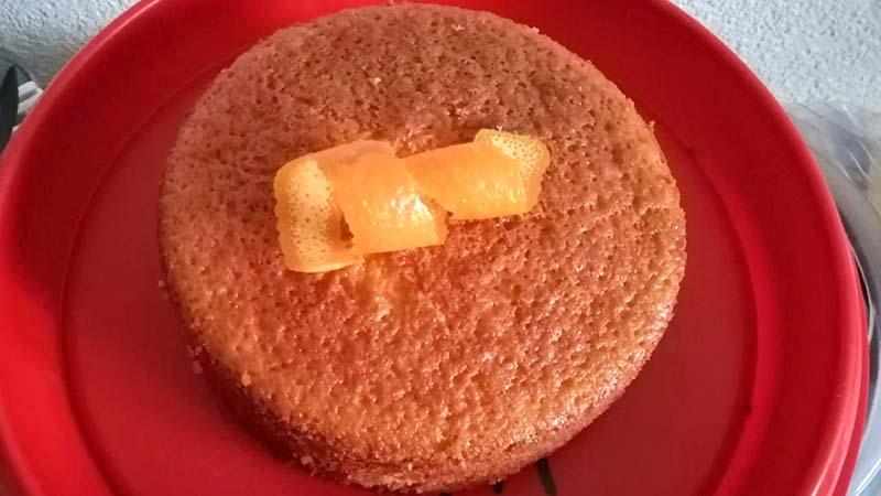 Torta all arancia - Ricette Bimby